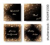 set festive background for... | Shutterstock .eps vector #543491530