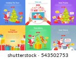 collection of christmas vector...