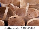 Wicker Wares In An Annual...