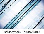 tilt close up photo of parallel ...   Shutterstock . vector #543593380