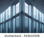 fragment of industrial or... | Shutterstock . vector #543610348