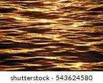 golden ripple  very good drop... | Shutterstock . vector #543624580