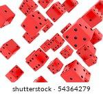 dices | Shutterstock . vector #54364279