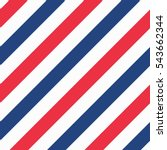 barber shop concept pattern.... | Shutterstock .eps vector #543662344