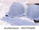 lacy lingerie womens underwear... | Shutterstock . vector #543754600