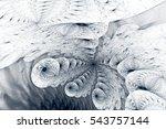 Fractal Art Background For...