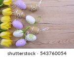 easter | Shutterstock . vector #543760054