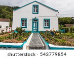 typical view of the house... | Shutterstock . vector #543779854