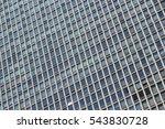 Abstract Skyscraper Windows...