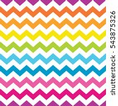 seamless pattern with the... | Shutterstock .eps vector #543875326