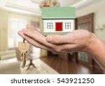 house. | Shutterstock . vector #543921250