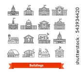 government and educational... | Shutterstock .eps vector #543934420