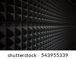 close up of studio sound...   Shutterstock . vector #543955339
