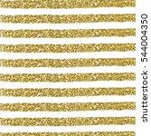 silver glittering stripes... | Shutterstock .eps vector #544004350