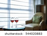 elegant and comfortable home  ... | Shutterstock . vector #544020883