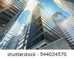 office building. | Shutterstock . vector #544024570