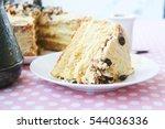 Mocha Cake Homemade