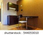 interior of modern comfortable...   Shutterstock . vector #544053010