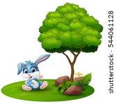 vector illustration of cartoon...   Shutterstock .eps vector #544061128