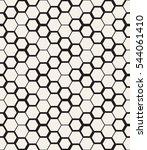vector seamless pattern. modern ... | Shutterstock .eps vector #544061410