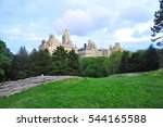Castle In Central Park  New...