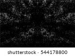 grunge black and white urban... | Shutterstock .eps vector #544178800