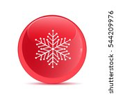 red button with the image of...   Shutterstock . vector #544209976