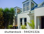 urban houses in sydney ... | Shutterstock . vector #544241326
