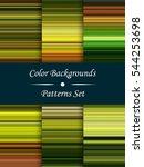 Horizontal Colorful Stripes...