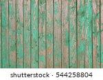 Green Barn Wooden Wall Plankin...