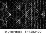 grunge black and white urban... | Shutterstock .eps vector #544283470
