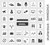 card icons universal set for... | Shutterstock .eps vector #544402414