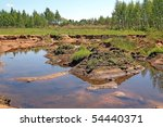 old quarry | Shutterstock . vector #54440371