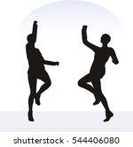 eps 10 vector illustration of... | Shutterstock .eps vector #544406080