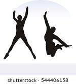 eps 10 vector illustration of... | Shutterstock .eps vector #544406158