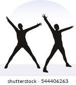 eps 10 vector illustration of... | Shutterstock .eps vector #544406263