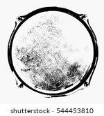 drum head.  | Shutterstock .eps vector #544453810