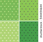 set texture with a pattern in... | Shutterstock .eps vector #544454644