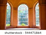 Huge Arch Windows In The...