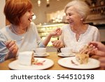 fun by dessert | Shutterstock . vector #544510198