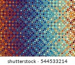Digital Art Abstract Pattern....