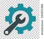 Service Tools Icon. Vector...