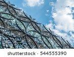 birmingham  uk   september 2016 ... | Shutterstock . vector #544555390
