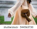 paris september 29  2016.... | Shutterstock . vector #544563730
