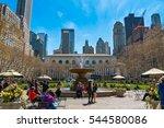 New York  Ny   April 16  2016 ...