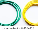 concept network internet cable...   Shutterstock . vector #544586410