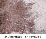brown soil  ground | Shutterstock . vector #544595356