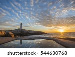 Peggy's Cove Lighthouse With...