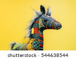 Colorful Ethnic Style Horse...