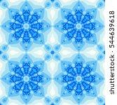 Seamless Fractal Based Tile...
